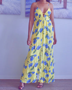 Hello Summer Maxi Dress - classvips.com