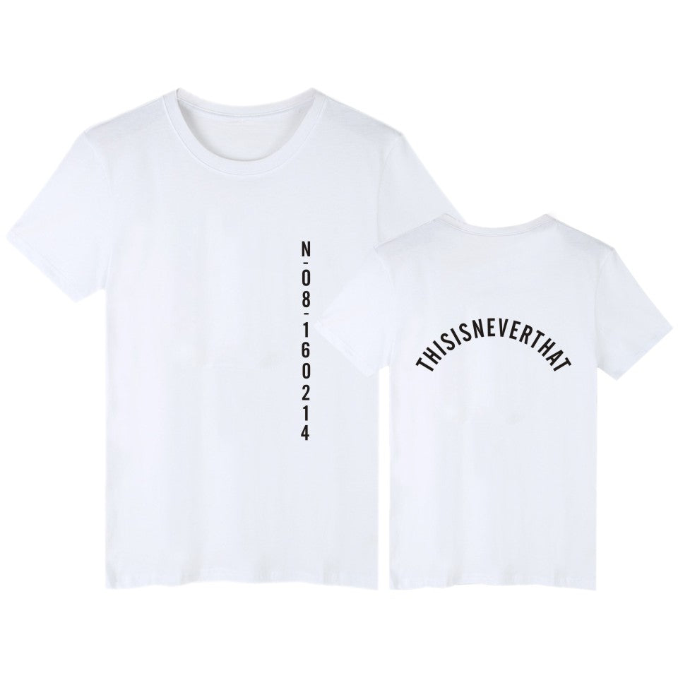 BTS Jung Kook Save Me T-shirt