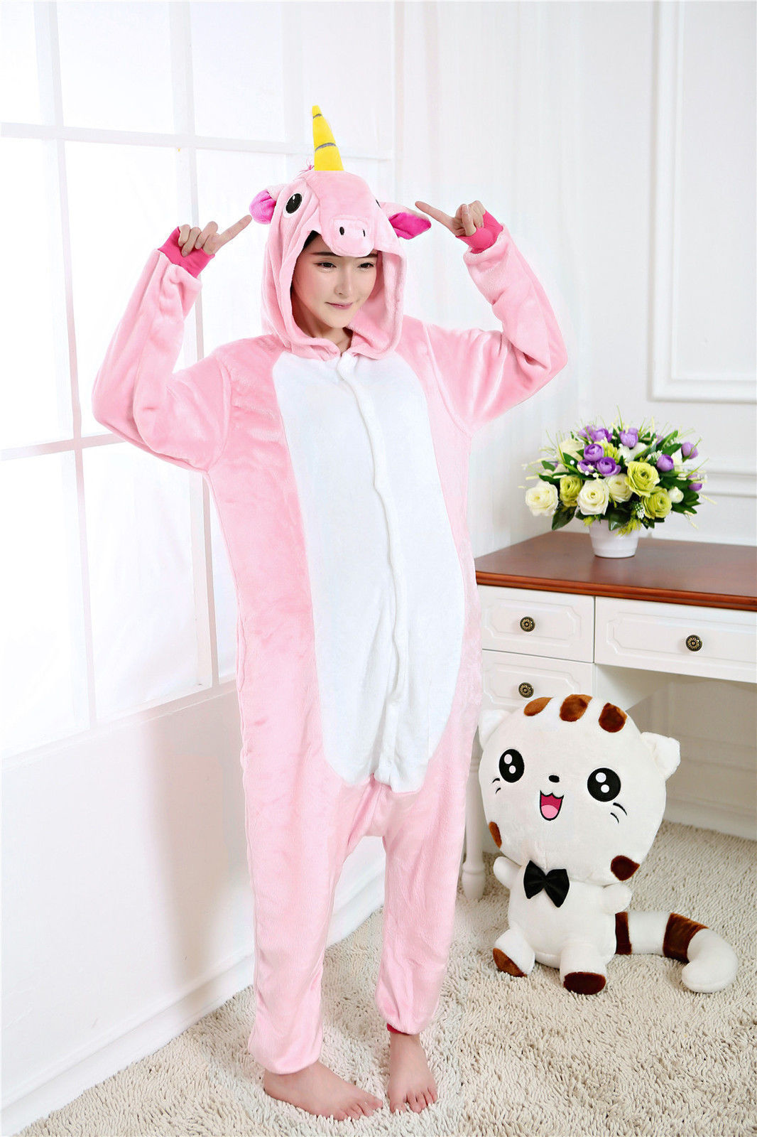 Unicorn Sleepwear Kigurumi T-shirt