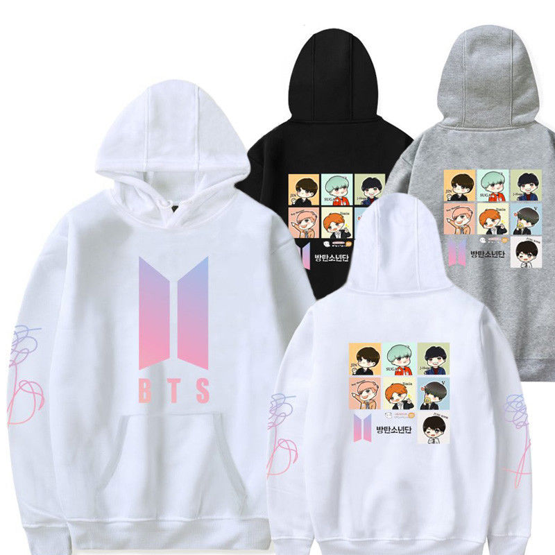 BTS LOVE YOURSELF Cute Hoodie