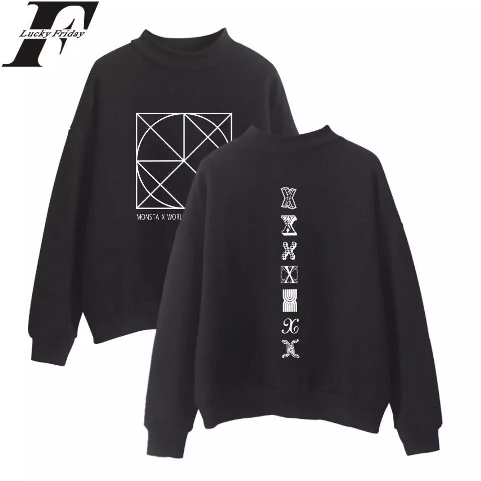 Monsta X World Tour Beautiful Hoodie