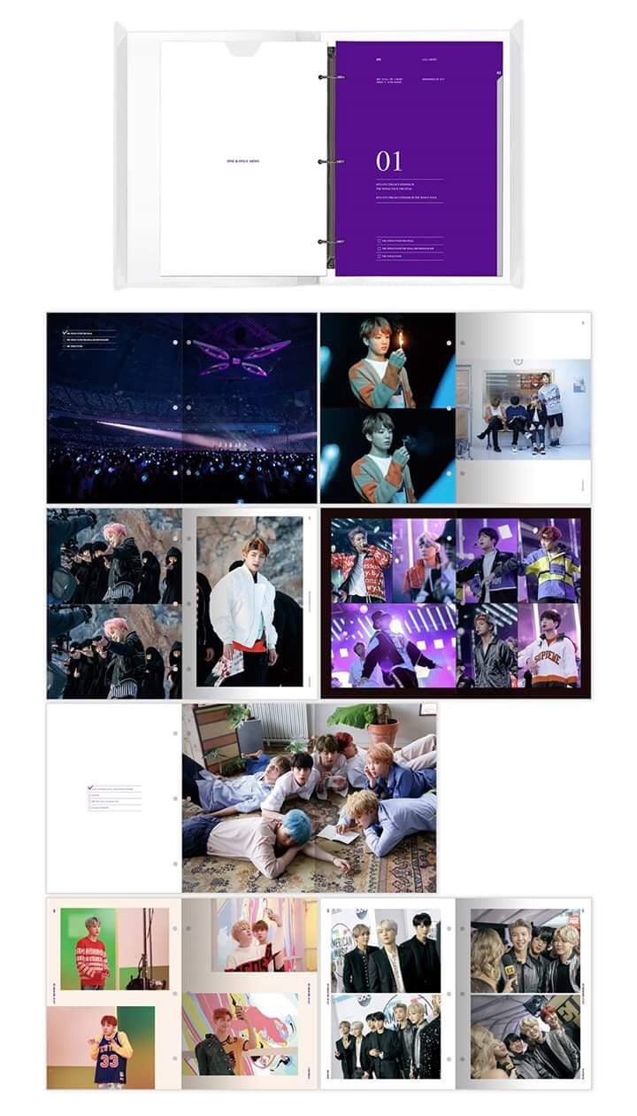 BTS MEMORIES OF 2017