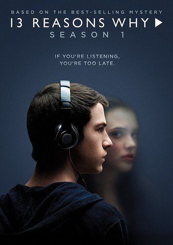 13 Reasons Why: Season One (DVD)