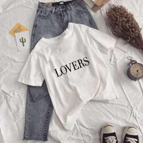 BTS Jimin LOVERS T-Shirt