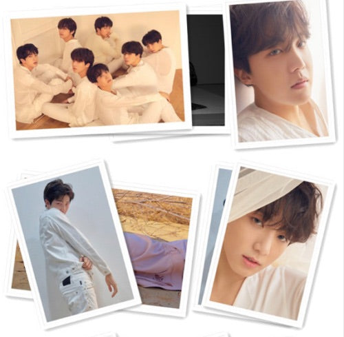 30pcs | BTS Love Yourself 'Tear' Lomo Card (Photocard)