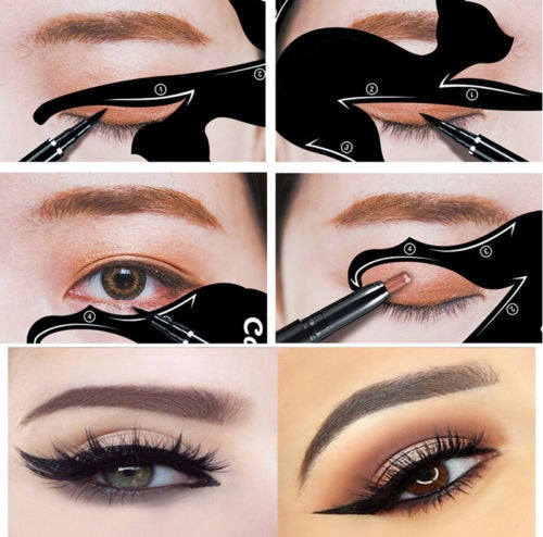 2pcs | Cat Line Pro Eye Makeup