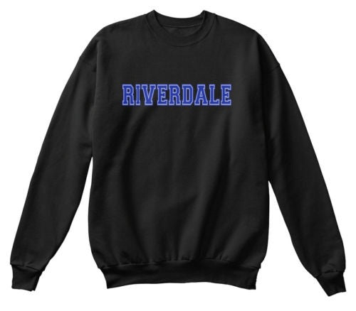 Riverdale Black Sweatshirt