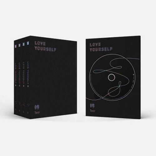 BTS - Love Yourself 'Tear' Album