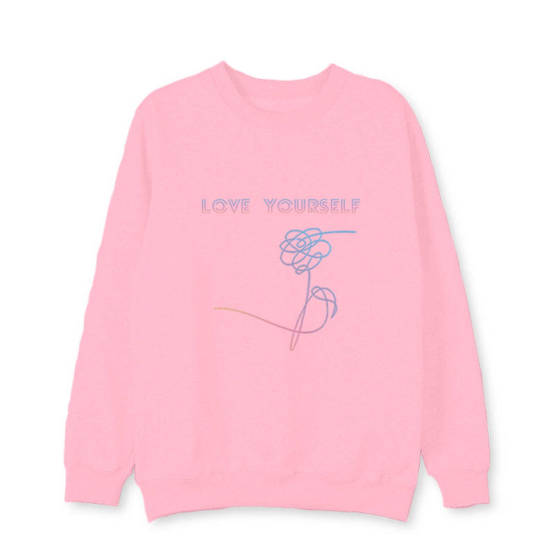 BTS LOVE YOURSELF Sweater