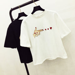 Hands with Hearts T-shirt