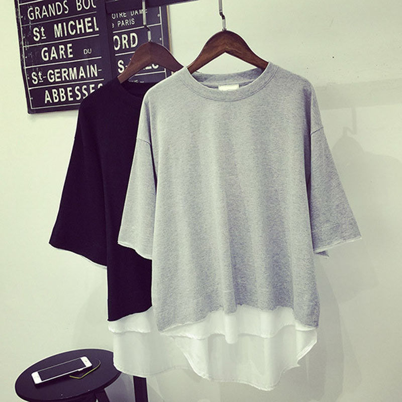 Korean Fashion Women T-shirt