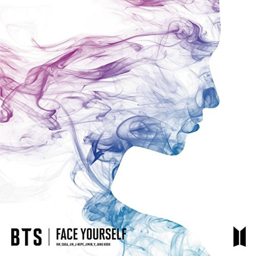 BTS 'FACE YOURSELF' JAPANESE ALBUM