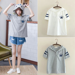 Kawaii Cat T-shirt