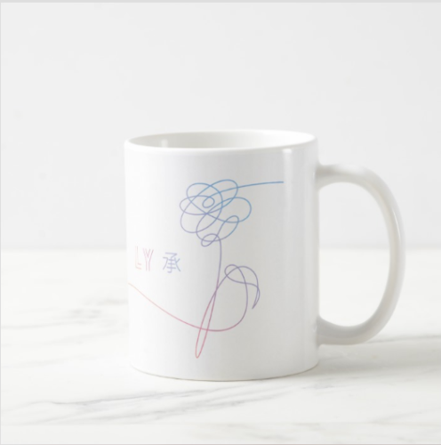 BTS LOVE YOURSELF Coffee Mug