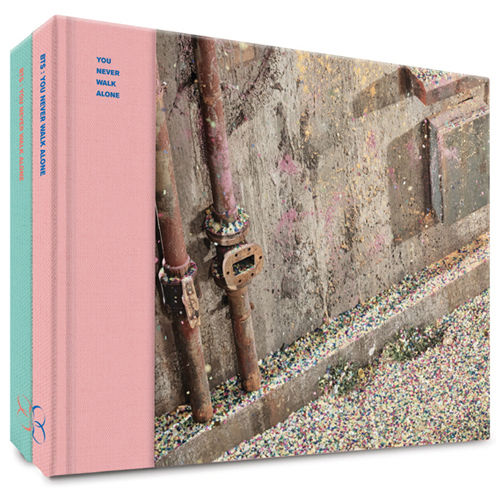 BTS [WINGS: YOU NEVER WALK ALONE] Album 2 Versions