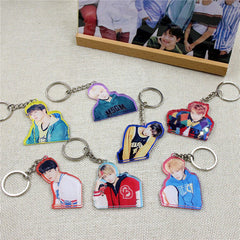 BTS LOVE YOURSELF Key chains