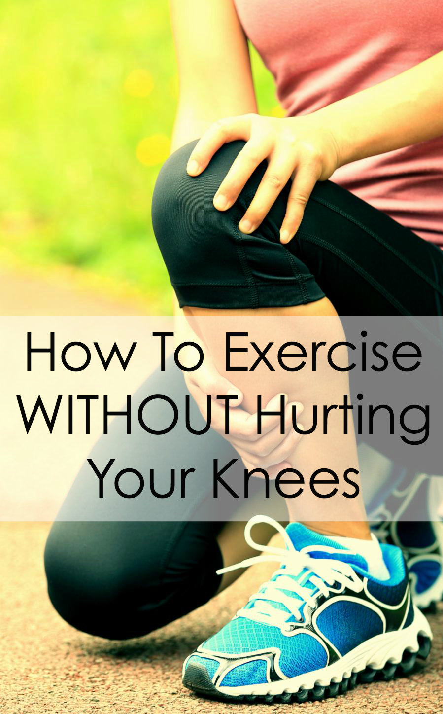 Exercises that are good for knees