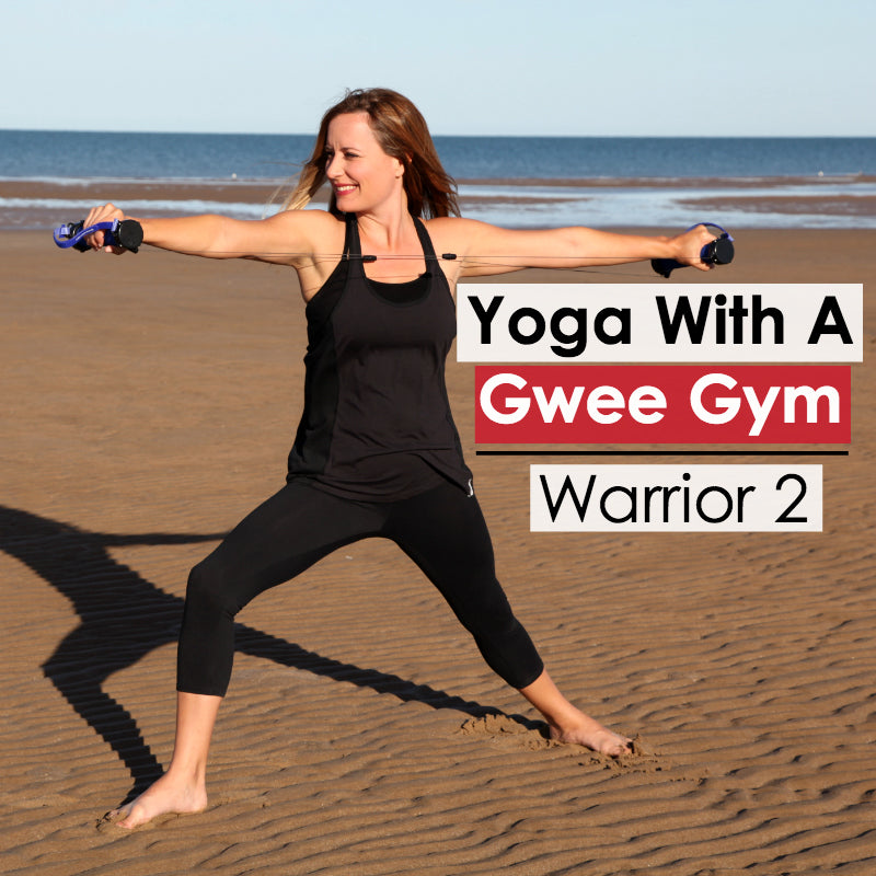 Warrior Two: Yoga with a Gwee Gym