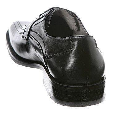 Dress Mens Casual Black Handmade Shoes 12