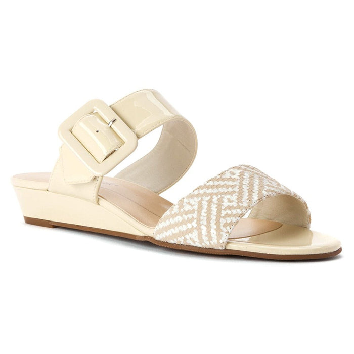 Women's Walking Cradles, Jada Slide Sandal WHEAT 7.5 WW