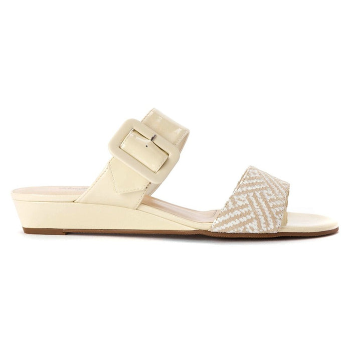 Women's Walking Cradles, Jada Slide Sandal WHEAT 9 W
