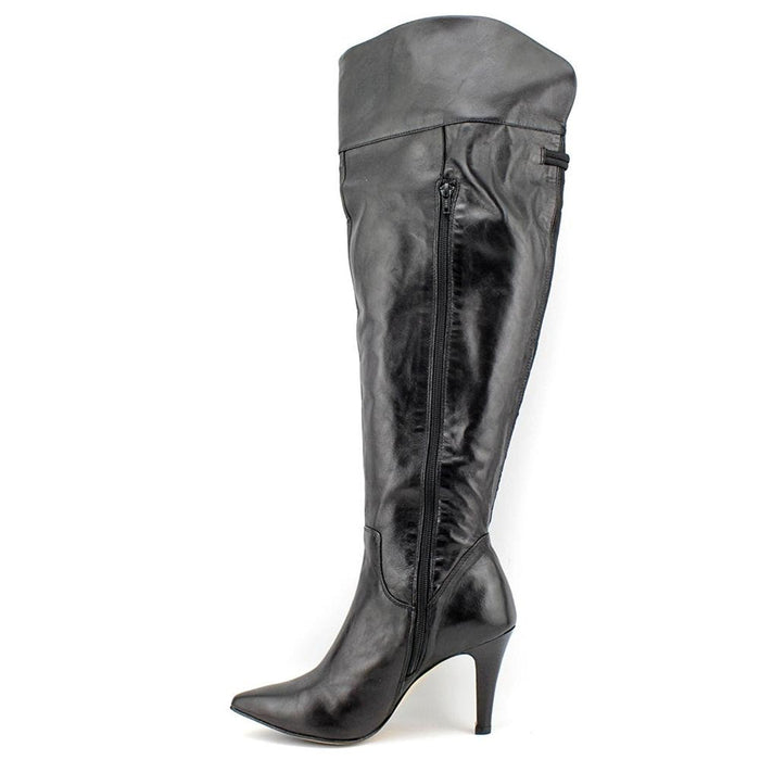 Ros Hommerson Women's Shirley Wide Wide Shaft Boot - 11W Black