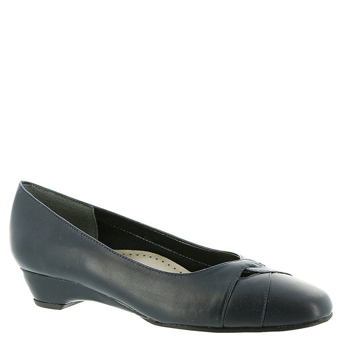 Mark Lemp Classics Beauty Women's Pump 12 C/D US Navy