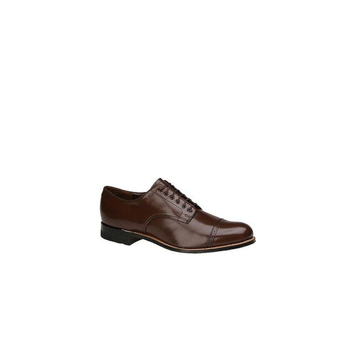 Stacy Adams Men's Madison Brown Oxford 14 EE - Wide