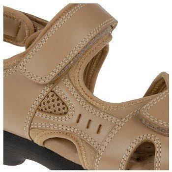 Walking Cradles Women's Lizzy Bronze Sparkle Fabric 9 WW US