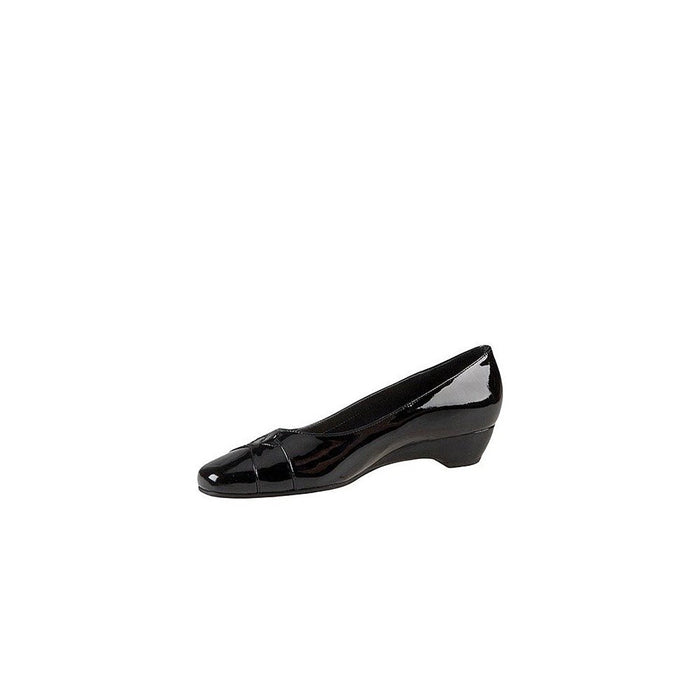 Mark Lemp Classics Beauty Women's Pump 9.5 C/D US Black-Patent