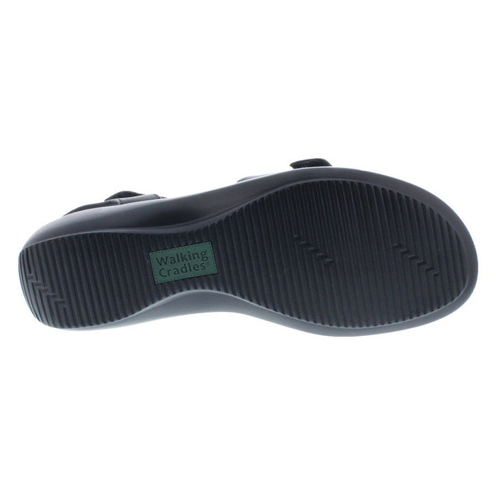 Walking Cradles Women's Sky-3,Navy Nappa,US 11 XW