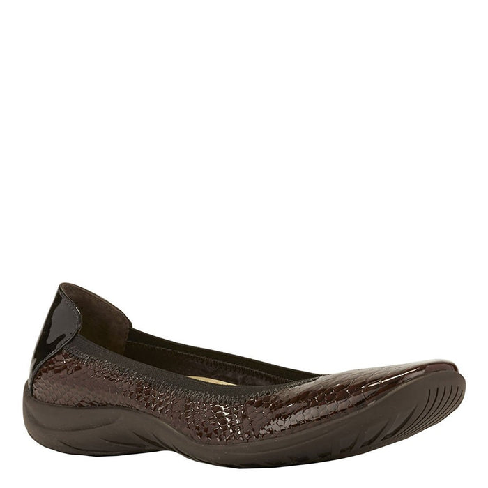 Walking Cradles Alias Women's Slip On 9.5 E US Brown