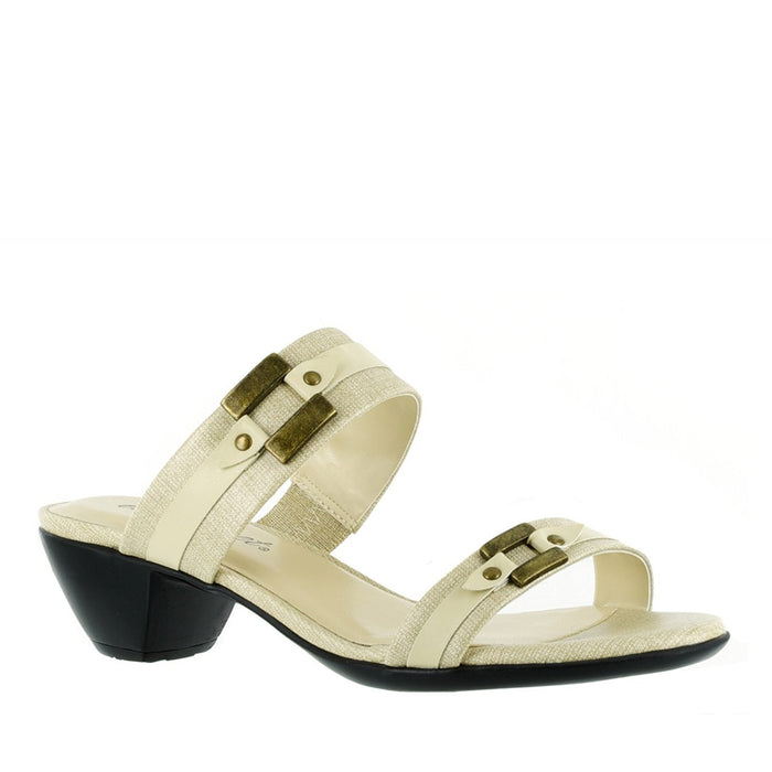 Easy Street Alana Women Open Toe Leather Sandals