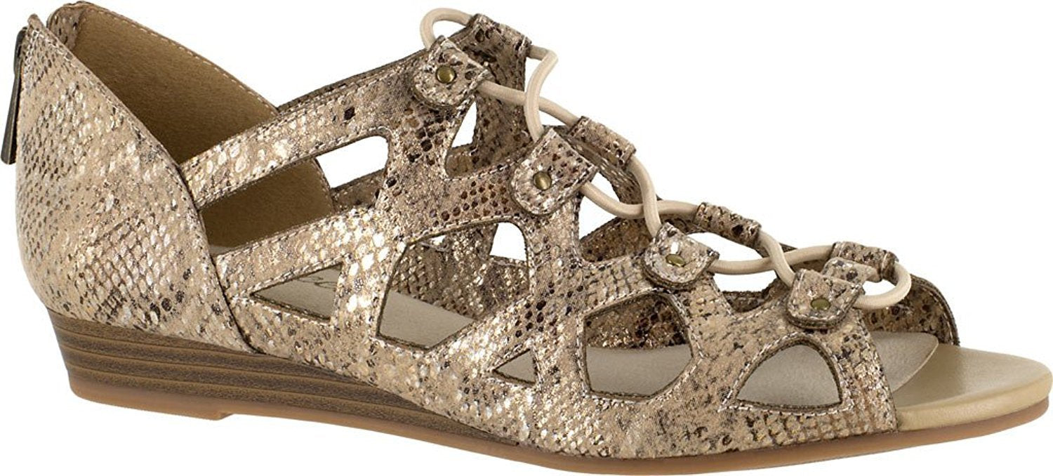Easy Street Women's Savvy Wedge Sandal