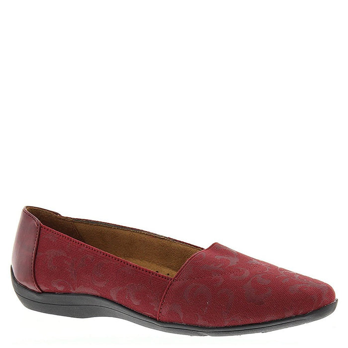 Hush Puppies Bride Avila Women's Slip On 8 C/D US Dark Red