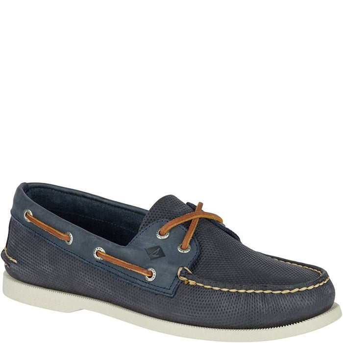 Authentic Original 2-Eye Perforated Boat Shoe
