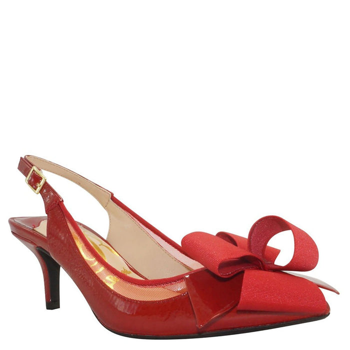 J. Renee Garbi Women's Pump 8 E US Red