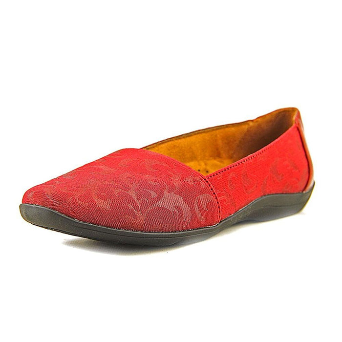 Hush Puppies Avila Women's Flats & Oxfords Dk Red Size 7 M