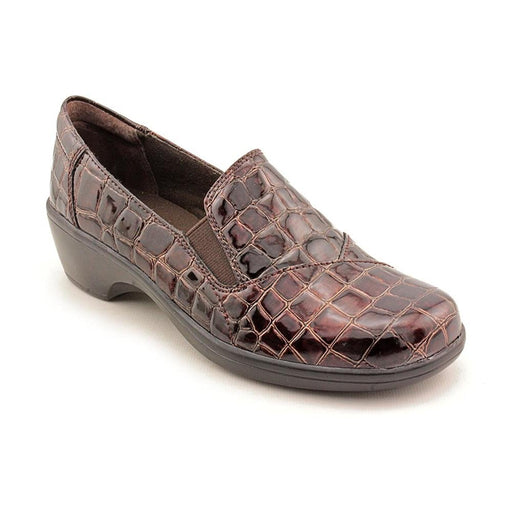 Clarks Women's May Ivy Croco Wedge Dress Shoe