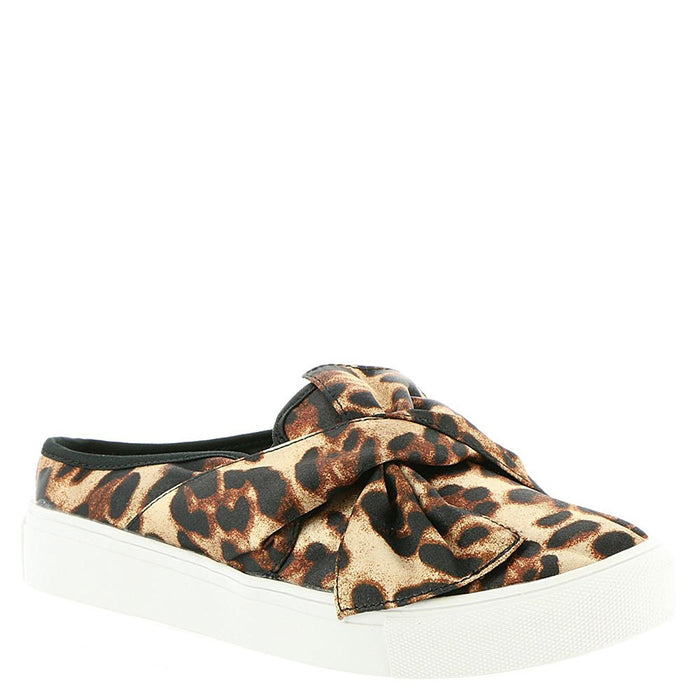 J. Renee Charlsey Women's Slip On 12 B(M) US Leopard-Brown-Black