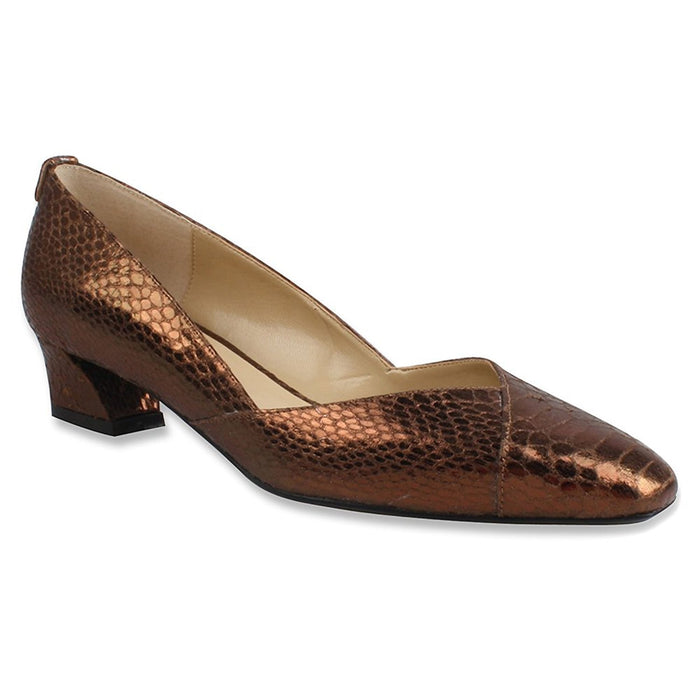 J.Renee Women's Mikki Bronze 9 WW US