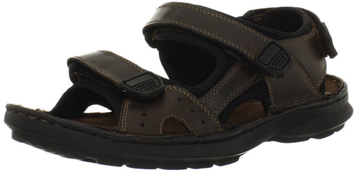 Clarks Swing Away Men Open Toe Leather Sport Sandal