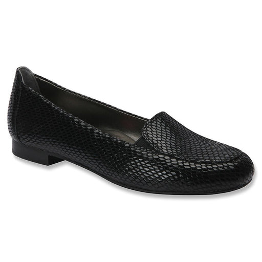 Ros Hommerson Regan Women W Round Toe Leather Loafer
