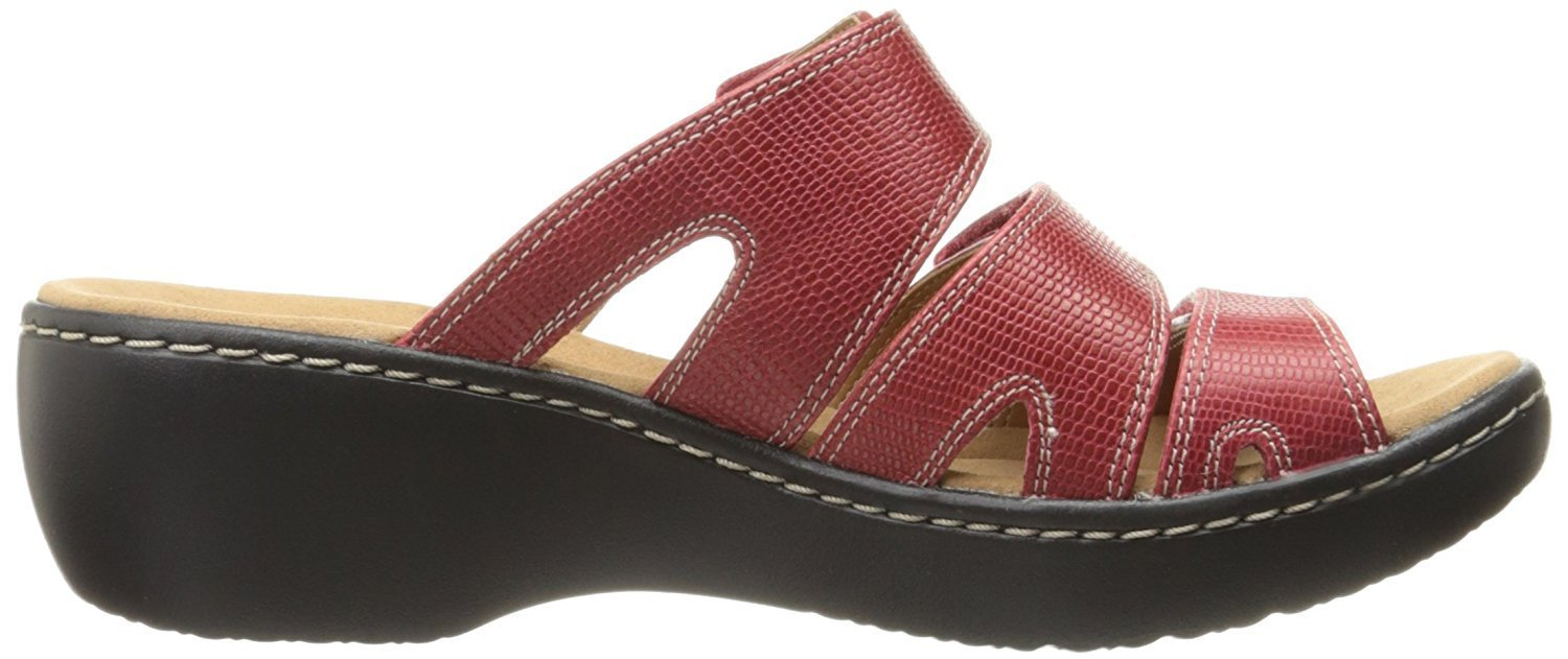 CLARKS Women's Delana Damir Dress Sandal