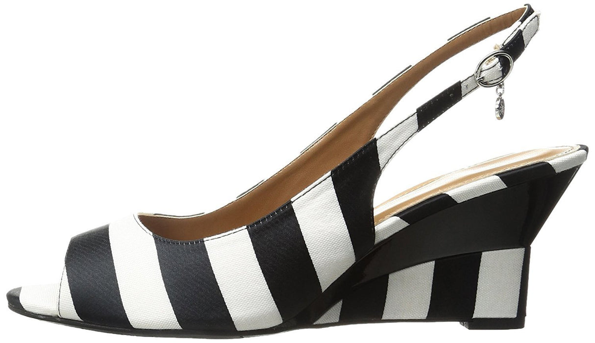 J.Renee Women's Sailaway Wedge Pump