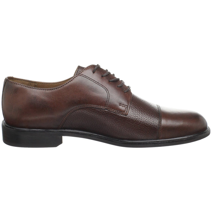 Bostonian Men's Dennison Dress Lace-Up,Brown Leather,8 W US