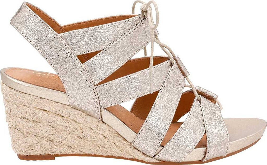 Clarks Women's Acina Chester Strappy Wedge