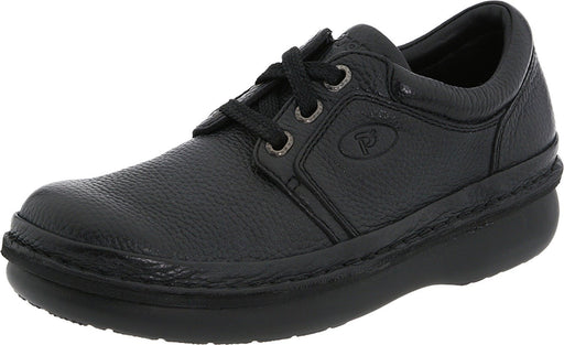 Propet Men's M4070 Village Walker Oxford,Black Grain,15 XX (5E)