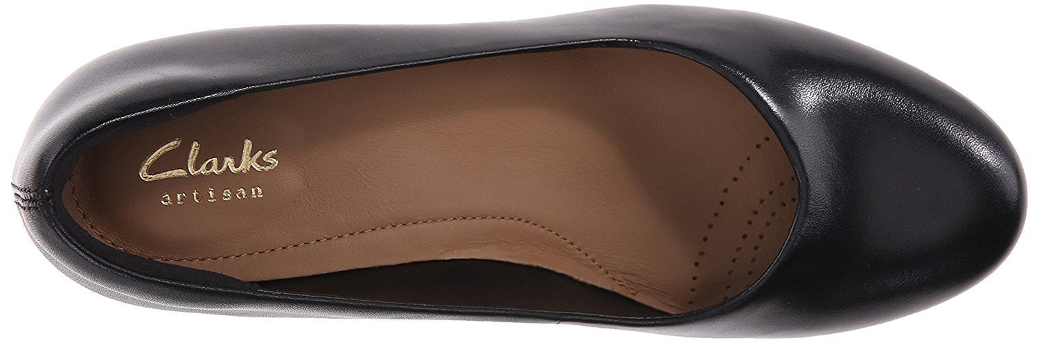 Clarks Women's Bassett Mine Wedge Pump