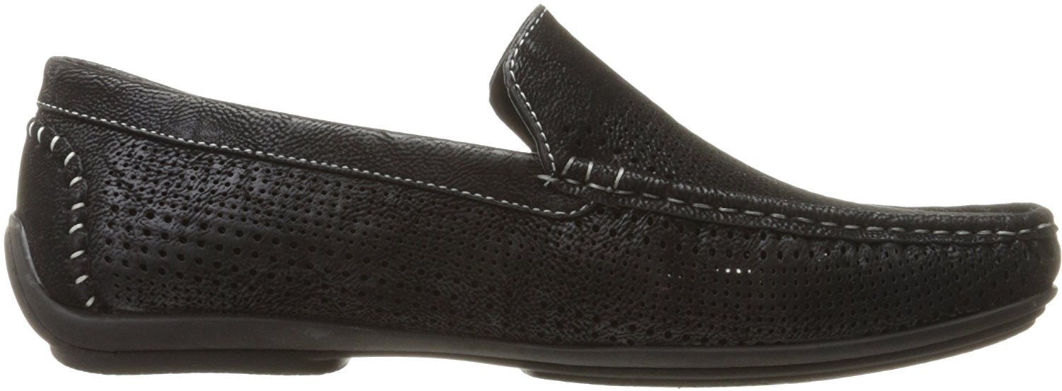 Stacy Adams Men's pippin-Perfed Driving Moc Oxford